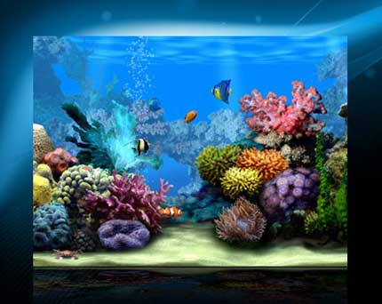 Editoriale sullo stato di salute dei pesci rossi o for Sfondo animato pesci