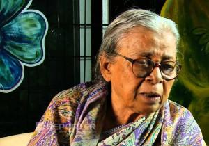 Mahasweta Devi